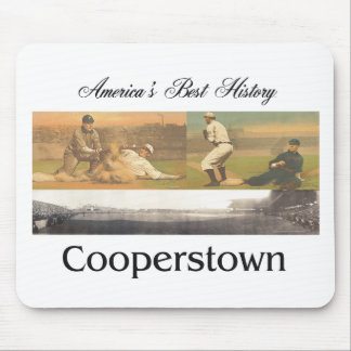 ABH Cooperstown Mouse Mat