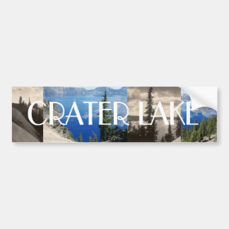 ABH Crater Lake Bumper Sticker
