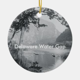ABH Delaware Water Gap Christmas Ornament