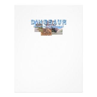 ABH Dinosaur NM 21.5 Cm X 28 Cm Flyer