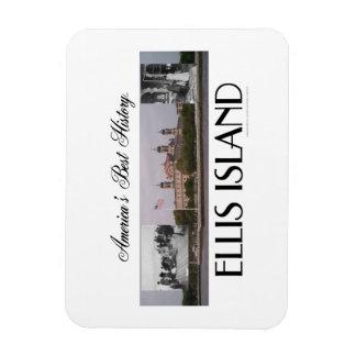 ABH Ellis Island Magnet