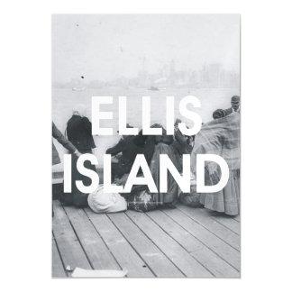 ABH Ellis Island Magnetic Invitations