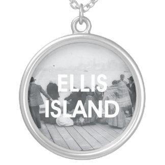 ABH Ellis Island Pendant