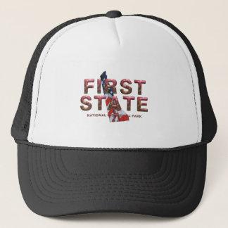 ABH First State Trucker Hat
