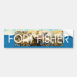 ABH Fort Fisher Bumper Sticker