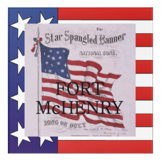 ABH Fort McHenry Acrylic Print