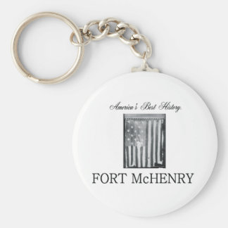 ABH Fort McHenry Key Ring