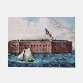 ABH Fort Sumter Doormat