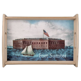 ABH Fort Sumter Food Trays
