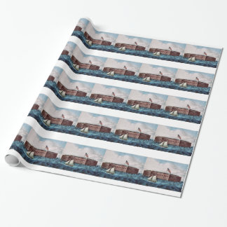 ABH Fort Sumter Gift Wrapping Paper