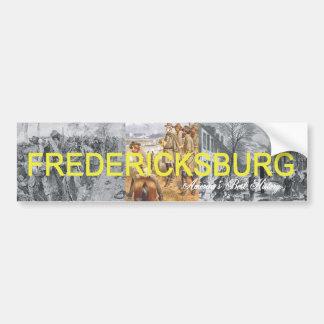 ABH Fredericksburg Bumper Sticker
