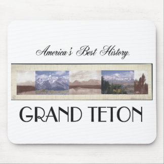 ABH Grand Teton Mouse Pad