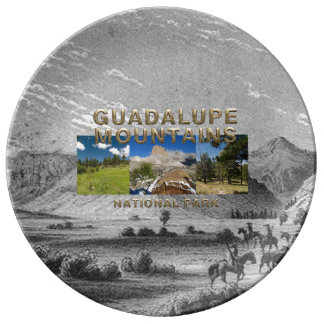 ABH Guadalupe Mountains Plate