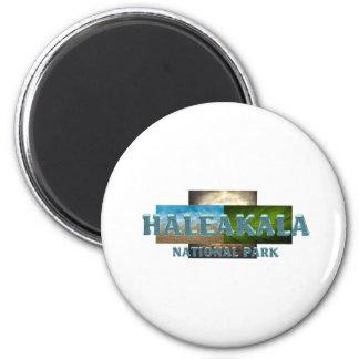 ABH Haleakala 6 Cm Round Magnet