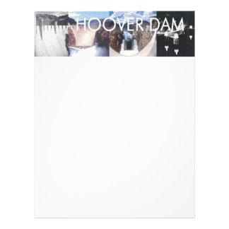 ABH Hoover Dam 21.5 Cm X 28 Cm Flyer