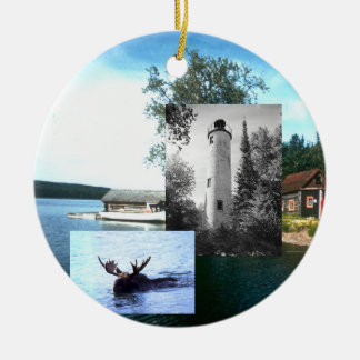 ABH Isle Royale Christmas Ornament