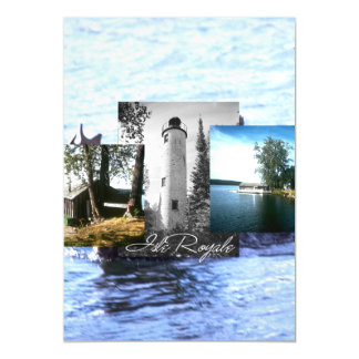 ABH Isle Royale Magnetic Invitations