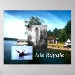 ABH Isle Royale Poster