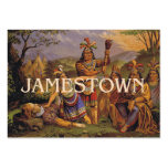 ABH Jamestown Business Cards