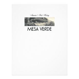 ABH Mesa Verde 21.5 Cm X 28 Cm Flyer