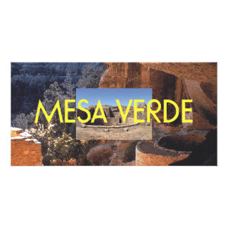 ABH Mesa Verde Personalized Photo Card