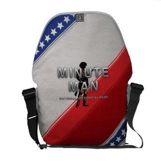ABH Minute Man Messenger Bag
