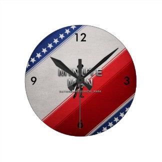 ABH Minute Man Wall Clocks
