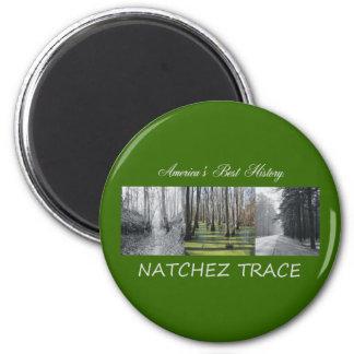 ABH Natchez Trace 6 Cm Round Magnet