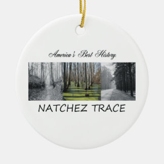 ABH Natchez Trace Christmas Ornament