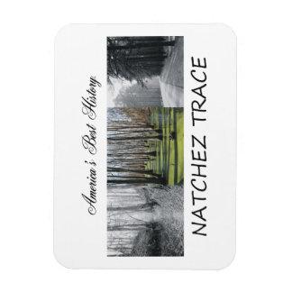 ABH Natchez Trace Rectangular Photo Magnet