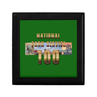 ABH National Park Service 100 Small Square Gift Box