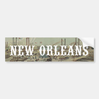 ABH New Orleans Bumper Sticker
