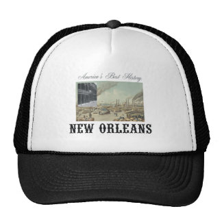 ABH New Orleans Mesh Hats