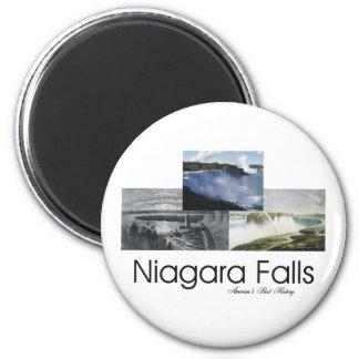 ABH Niagara Falls 6 Cm Round Magnet
