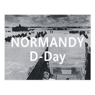 ABH Normandy Post Card