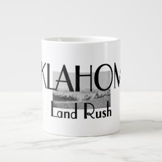 ABH Oklahoma Land Rush Large Coffee Mug