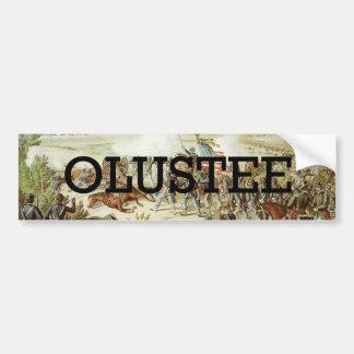 ABH Olustee Bumper Sticker