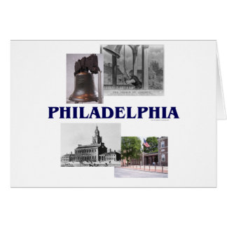 ABH Philadelphia Greeting Card
