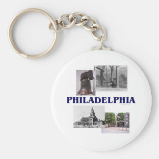 ABH Philadelphia Key Ring