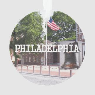 ABH Philadelphia Ornament