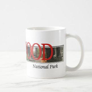 ABH Redwood Basic White Mug