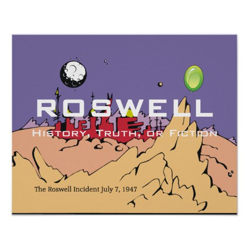 ABH Roswell Print