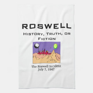 ABH Roswell Tea Towel