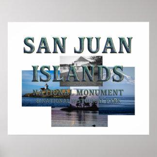 ABH San Juan Islands Posters