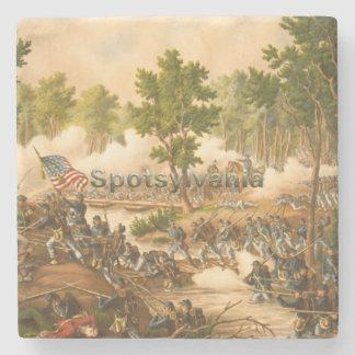 ABH Spotsylvania Stone Coaster