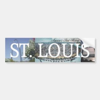 ABH St. Louis Gateway Bumper Sticker