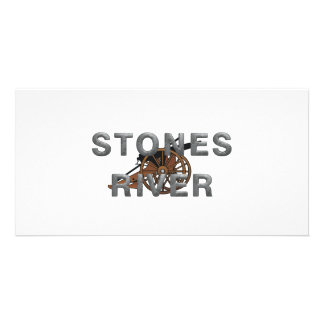 ABH Stones River Personalized Photo Card