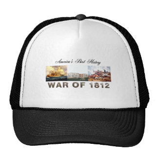 ABH War of 1812 Cap