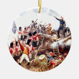 ABH War of 1812 Christmas Ornament