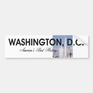 ABH Washington DC Bumper Sticker